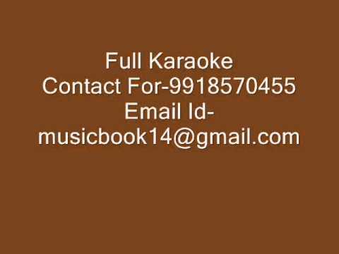 Sajana Tere Bin Kya Jeena Karaoke
