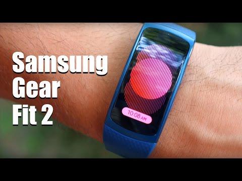 Обзор Samsung Gear Fit 2 - самый мощный фитнес-трекер