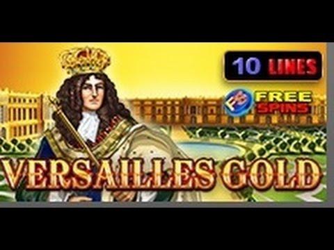 Versailles Gold - Slot Machine - Big Wins