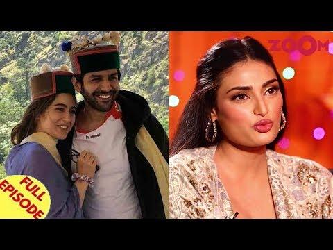 Sara Ali Khan & Kartik Aaryan NOT bitter about breakup   Athiya Shetty's exclusive interview & more Mp3