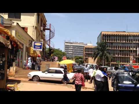 My Snick View of Kampala