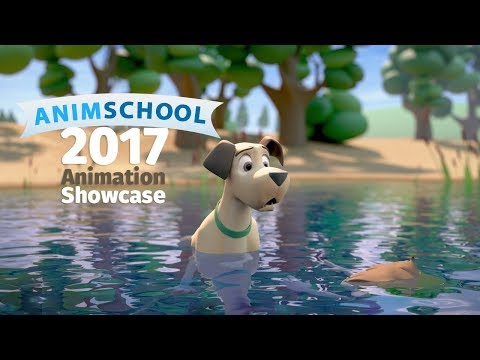 AnimSchool Student Animation Showcase 2017