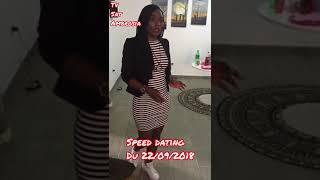 Speed Dating Douala Ambrosia du 22/09/2018