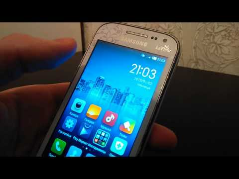 ОБЗОР ПРОШИВКИ MIUI v5 Samsung Galaxy Ace 2