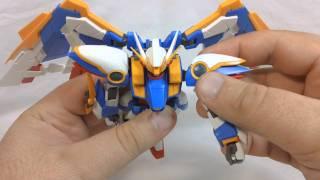 Gundam Review: MG Wing Gundam ver. Ka. pt01