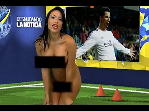 Смешное видео-ляпы в спорте!