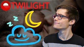 TWILIGHT - Mieux Dormir grâce à une Application !