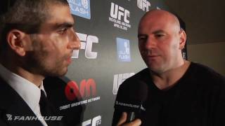 Dana White 'Embarrassed' by Anderson Silva at UFC 112
