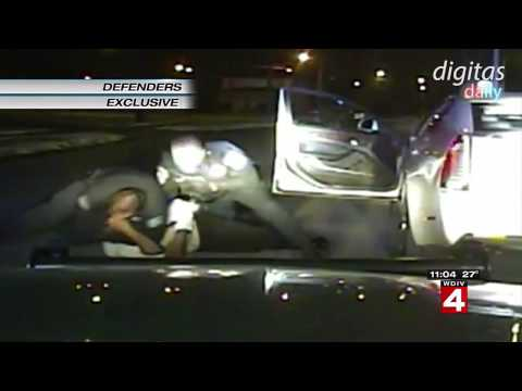 Violent Arrest by Inkster Police Caught on Dashcam