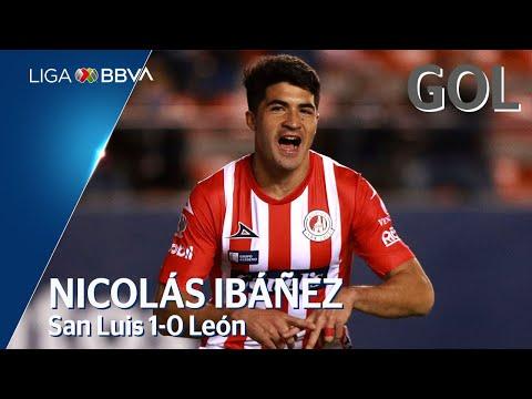 Atlético San Luis [1] - 0 Leon (N. Ibáñez 25')