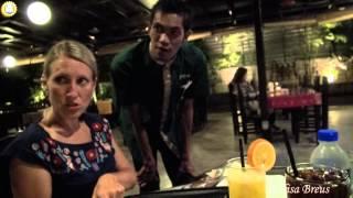 Видео путешествия в деталях.Азия.370.Songket Restaurant, Куала-Лумпур.