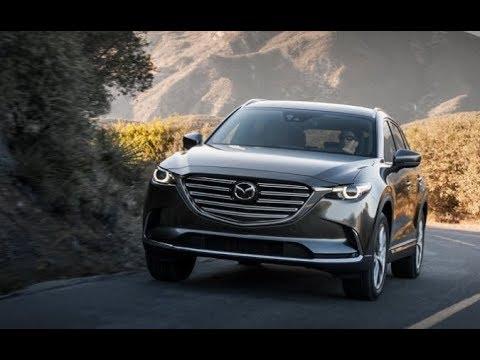 2019 Mazda CX 9 Redesign Interior Exterior Review - YouTube