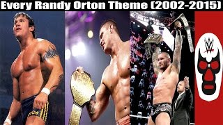 Every Randy Orton Theme (2002-2015)