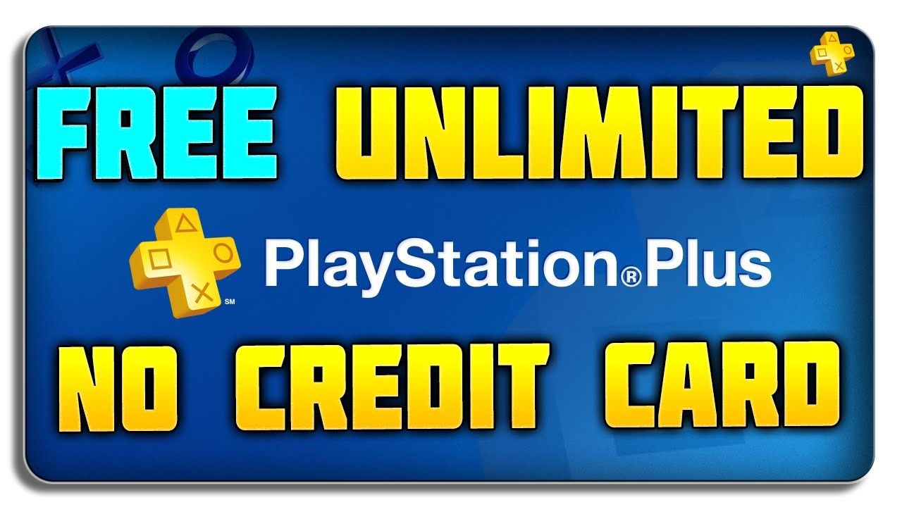 Ps Plus Karte.How To Get Free Unlimited Psn Plus Ps3 Ps4 Dualux3