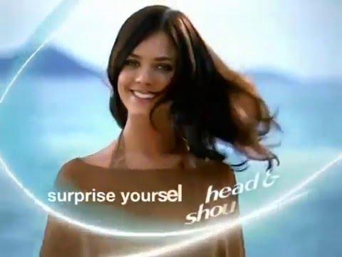 Head & Shoulders Ocean Lift Commercial (2006)