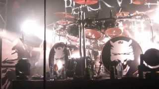 Drum Solo - Balck Veil Brides live Sweden Gothenburg