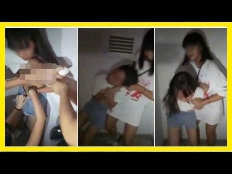 【關丹中學霸凌事件!】中學妹霸凌少女案驚動全馬!受害者在影片中被扯開上衣、褲子,刻意地讓她的隱私部位暴露在鏡頭前!