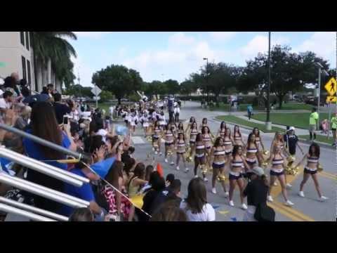 FIU Homecoming Parade 2012 Video Clips