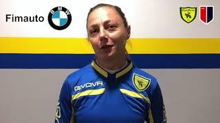 10.10.2018 - Intervista a Silvia Fuselli