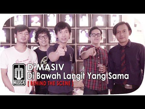 D'MASIV - Di Bawah Langit Yang Sama (OST. BoBoiBoy) | Behind The Scene