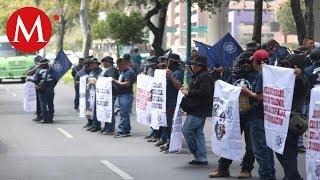 Policías federales marcharán al AICM