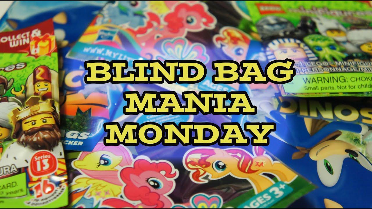 Blind bag mania monday lego series 13 minifgures sonic - Lego sonic boom ...