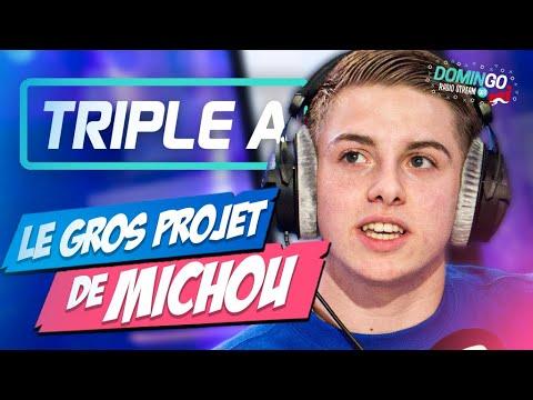 LE GROS PROJET DE MICHOU ET DE LA TEAM CROUTON ! (Triple A)