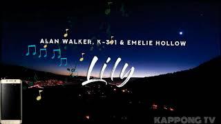 Gambar cover Nada Dering Untuk Handphone Lily Alan Walker K- 391