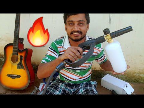 foam gun for starQ, Karcher, resqtech, and cold star | nitto rai