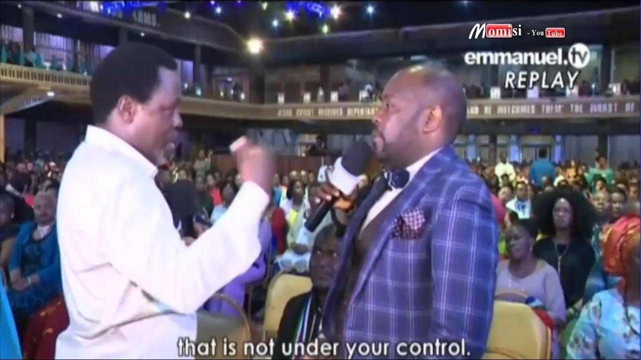 SCOAN 08/07/18 Live Sunday Service With Prophet J B Joshua Life Changing  Testimonies