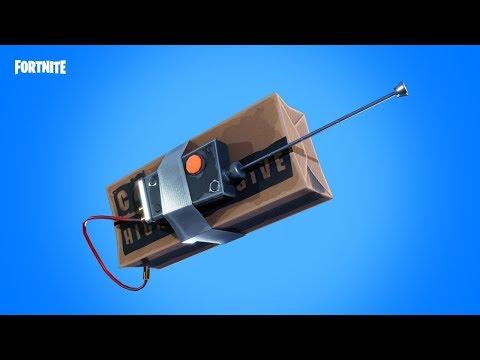 Remote Explosives - Announce Trailer (Battle Royale)