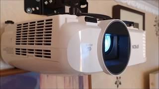Подробный обзор проектора EPSON EH-TW5600 /5650 поюсы и минусы. Опыт эксплуатации