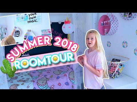 🌵so sehr gewünschte ROOMTOUR 2018 ❣ Zimmer umdekorieren MaVie
