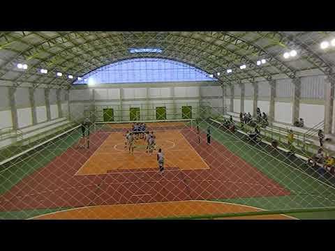 Fatec São Paulo X Ed  Física Uni9 - II Camp.  Vôlei Masc. - Quarta de Final - 2017 - Interatléticas