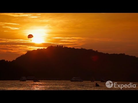 Patong Beach - City Video Guide