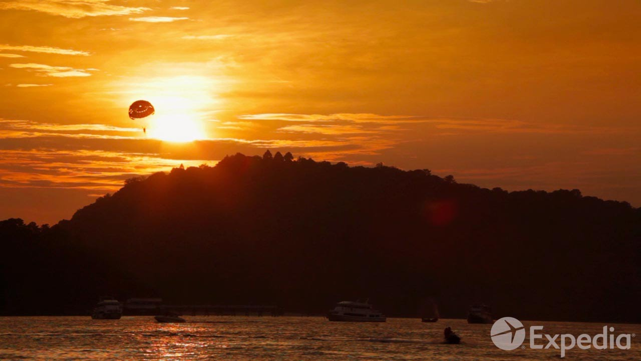 Patong Beach - City Video Guide
