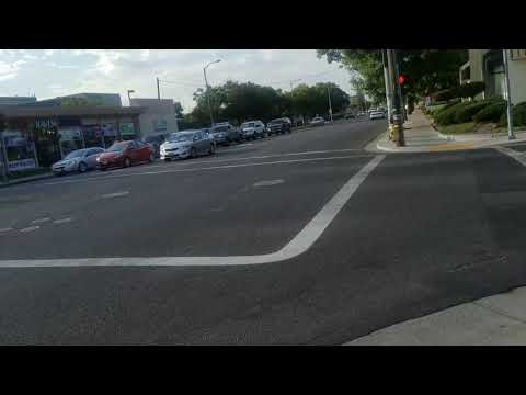 Crossing an Intersection With Partially Functional Audible Signals .
