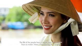 Mo Phan- Miss Tourism Ambassador Vietnam 2018