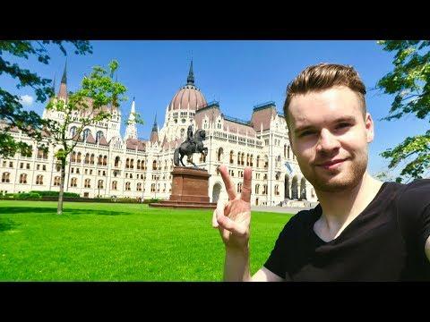 BUDAPEST, EUROPE'S BEST SECRET 🇭🇺 HUNGARY TRAVEL
