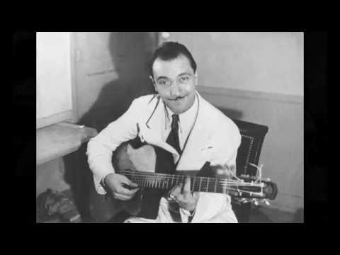 Django Reinhardt interview with ENGLISH Sub-Titles