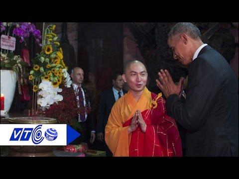 Khám phá ngôi chùa ông Obama đến thăm ở Sài Gòn   VTC