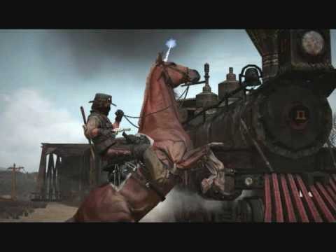 Red Dead Redemption Cheat How To Unlock The Unicorn Youtube
