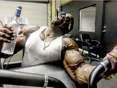 Kali Muscle - I Don't Play About My Workout (MUSIC VIDEO)