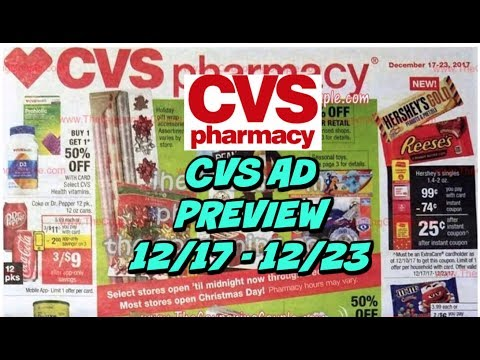 CVS AD PREVIEW FOR 12/17 - 12/23 | DEALS, TIPS & MORE!