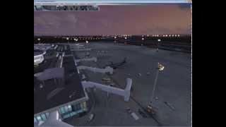 Установка улучшений аэропорта в Microsoft Flight Simulator X FSX Для новичков. Будапешт