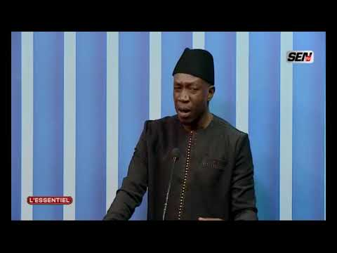 Ibrahima Mbengue sociologue :