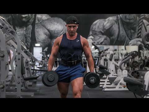 KILLER LEG WORKOUT | Zac Perna