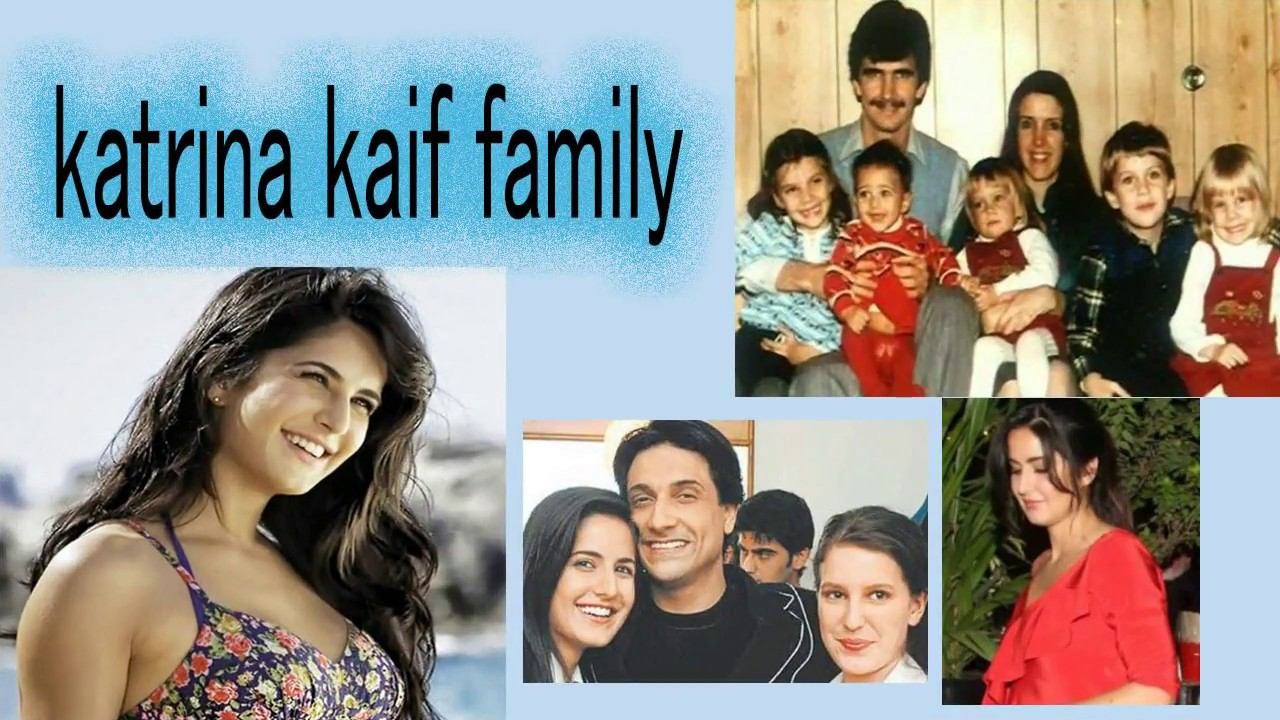 Katrina Kaif Family With her Parents, Sister and Brother ...