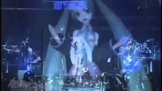 D espero que les guste (concierto 31 de agosto del 2009) mikufes09 ...