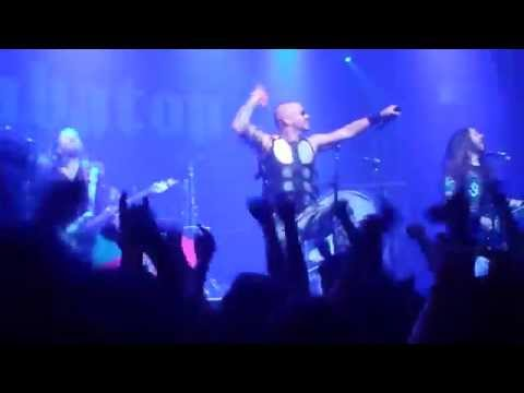 Sabaton - The Art of War - Live in Porto Alegre